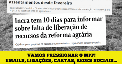 MPF, GARANTA NOSSA LEI!