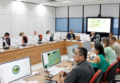 ICMBio e Censipam buscam parceria para monitorar UCs